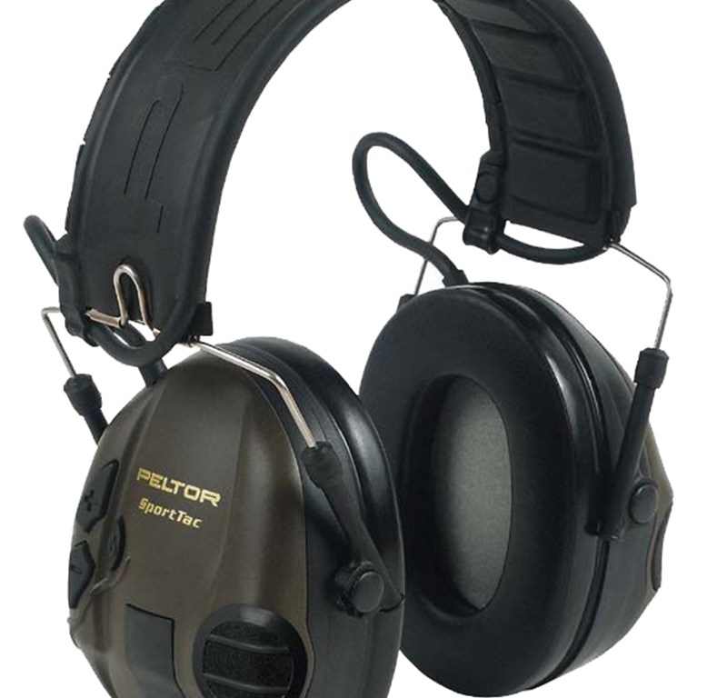 Electronic Earmuffs