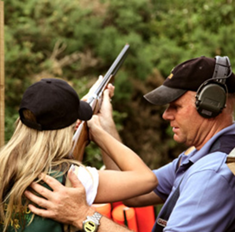 Clay Shooting Lessons